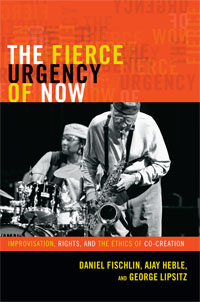 Fierce Urgency of Now book cover