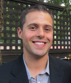 Portrait of Alec Follet