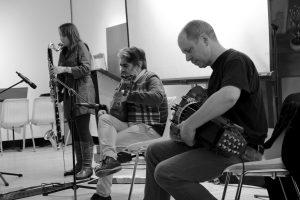 Night Improvisations performance