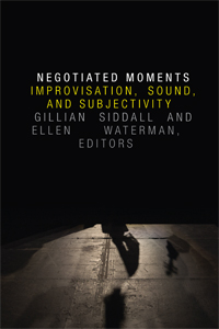 Cover of Negotiated Moments book.