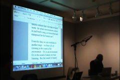 screenshot of panel at 2013 GJFC