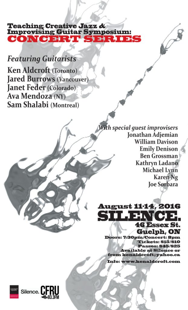 Concert Series poster