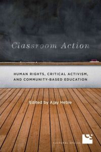 classroom action book cover