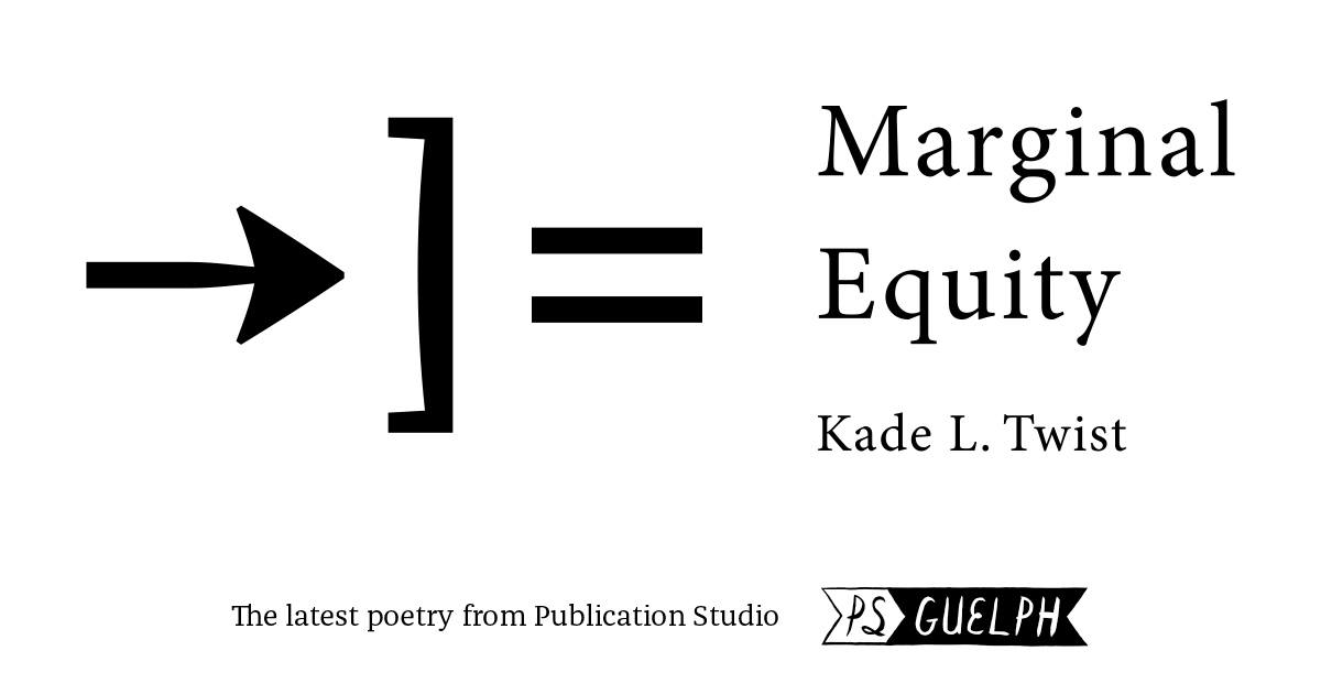 marginal equality book launch