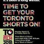 tor short film fest mile