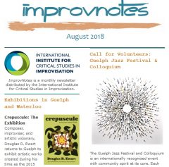 august 2018 improv notes