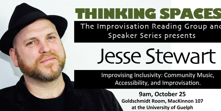 thinking spaces with jesse-stewart