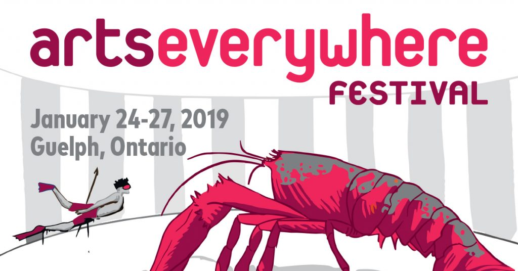 arts everywhere 2019 promo