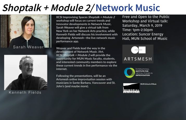 shoptalk module 2 MUN march 9 postcard