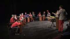 Drum Club 2018 Holiday Performance screen shot