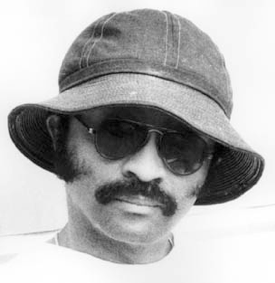 Cecil Taylor. Photograph by Bill Smith.