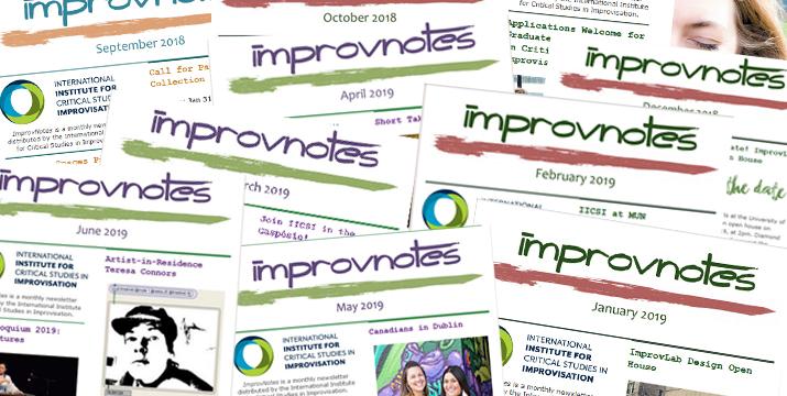 ImprovNotes Slide