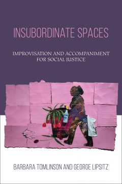 book cover of Insubordinate Spaces