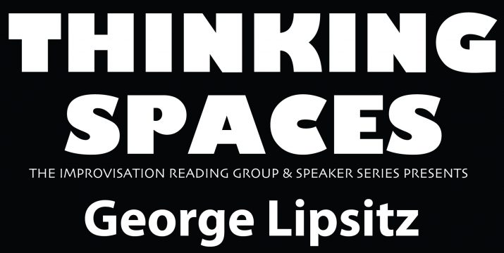 graphic reading Thinking Spaces with George Lipsitz