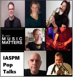 IASPM pop talks