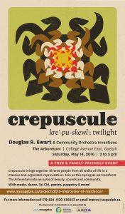 Crepuscule 2016 poster