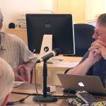 Evan Parker interview with Kevin McNeilly