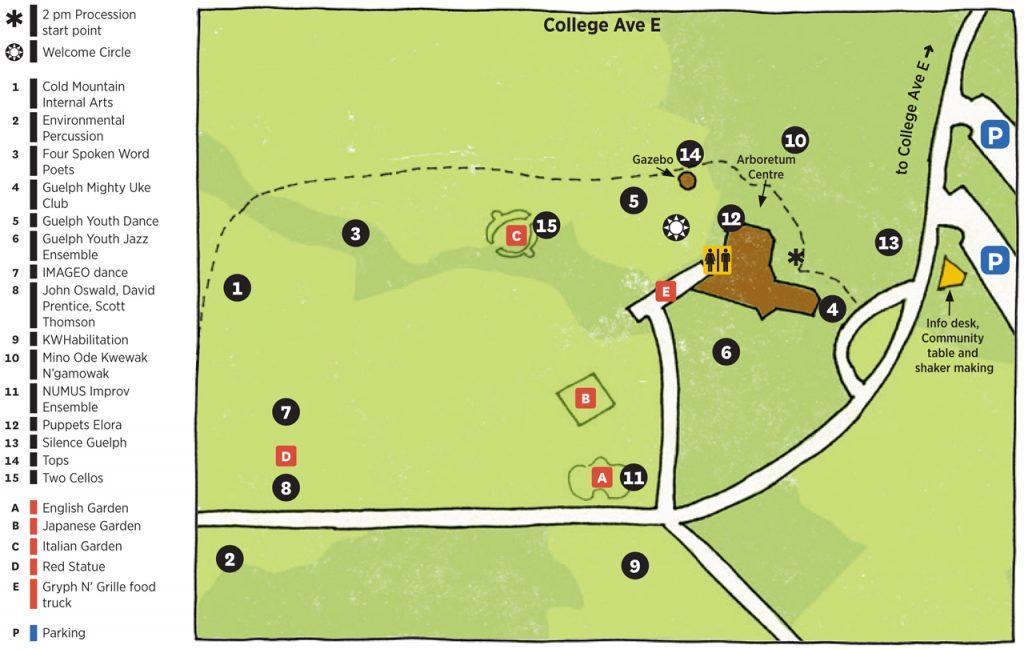 Crepuscule Map
