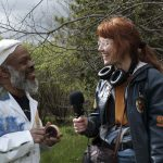 Douglas R. Ewart interview with Rachel Elliott