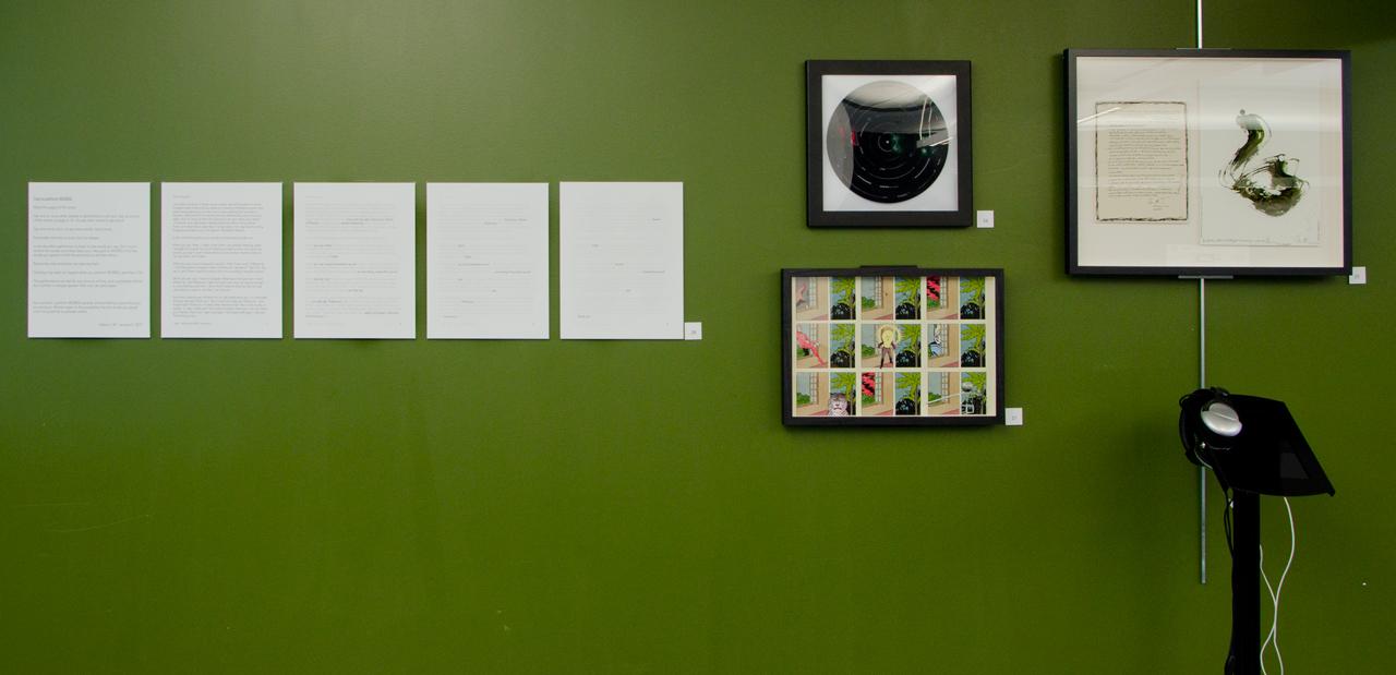 Pauline Oliveros Exhibition