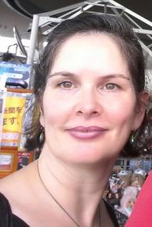 Tracey Nicholls, September 2018