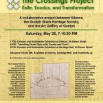 crossings project poster