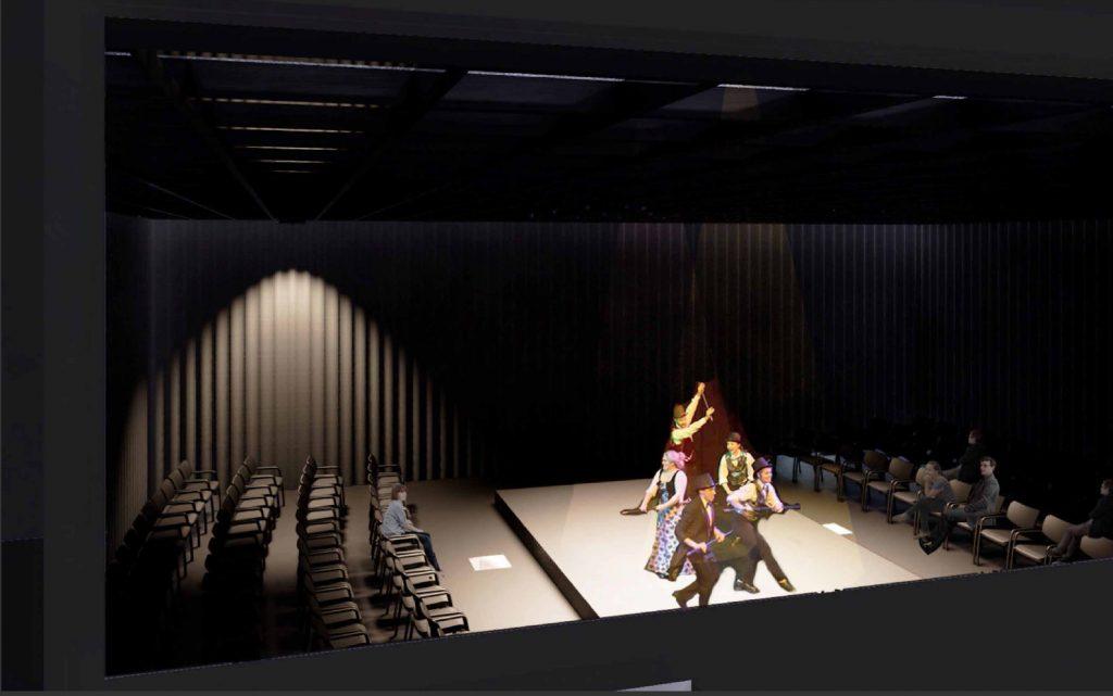 ImprovLab rendering
