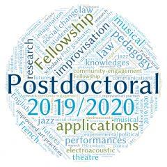 Postdoctoral Research Fellowship Program 2019-2020 - IICSI