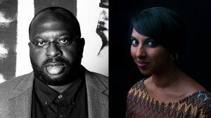 Amirtha Kidambi and Dariuis Jones promo photo