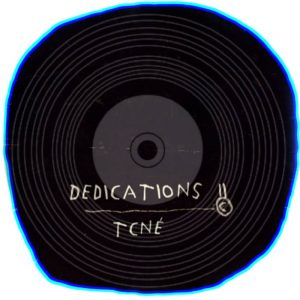 Dedications dj techne graphic