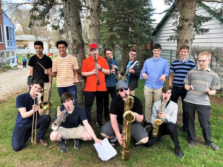 Guelph Youth Jazz Ensemble