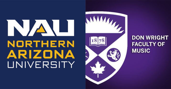Northern Arizona University, Don Wright Faculty of Music