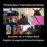 Thinking Spaces: Improvising and Listening Screenshot